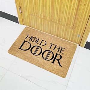 Other - OHYESS Funny Hold The Door Gate Welcome Non-Slip D